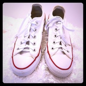 Converse All Star Low Top Lace Ups Women's Size 6